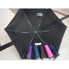 420-3,Ομπρέλα Super Mini Σπαστή  Διάμετροσ 105 Σμ με 6 Ακτίνες